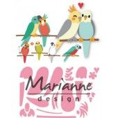 Marianne D Collectable Eline`s vogels COL1465 75x28mm (04-19)
