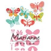 Marianne D Collectable Eline`s vlinders COL1466 47x32mm (04-19)