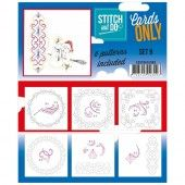 Stitch and Do - Cards only 09