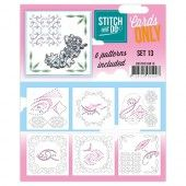 Stitch and Do - Cards only 13