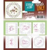 Stitch and Do - Cards only 20