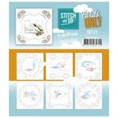 Stitch and Do - Cards only 21