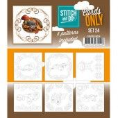 Stitch and Do - Cards only 24