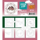 Stitch and Do - Cards only 25