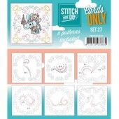 Stitch and Do - Cards only 27