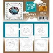 Stitch and Do - Cards only 28