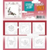 Stitch and Do - Cards only 29