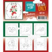 Stitch and Do - Cards only 31