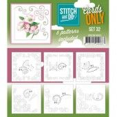 Stitch and Do - Cards only 32