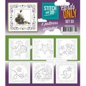 Stitch and Do - Cards only 33