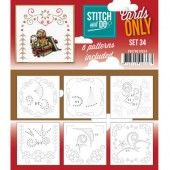 Stitch and Do - Cards only 34