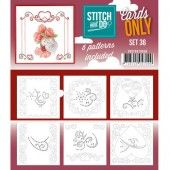 Stitch and Do - Cards only 36
