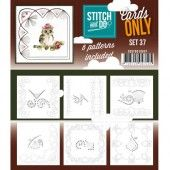 Stitch and Do - Cards only 37