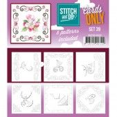 Stitch and Do - Cards only 39