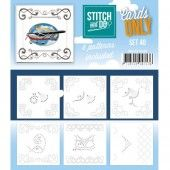 Stitch and Do - Cards only 40
