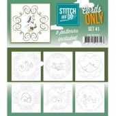 Stitch and Do - Cards only 41