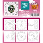 Stitch and Do - Cards only 42