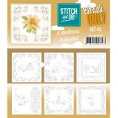 Stitch and Do - Cards only 43