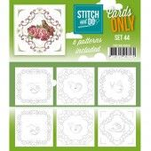 Stitch and Do - Cards only 44