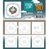 Stitch and Do - Cards only 46