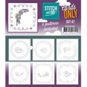 Stitch and Do - Cards only 47