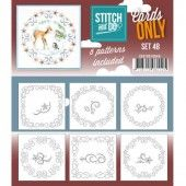 Stitch and Do - Cards only 48