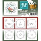 Stitch and Do - Cards only 49