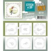 Stitch and Do - Cards only 51
