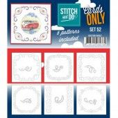 Stitch and Do - Cards only 52