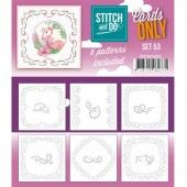 Stitch and Do - Cards only 53