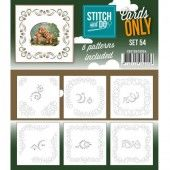 Stitch and Do - Cards only 54