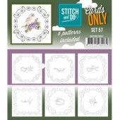 Stitch and Do - Cards only 57