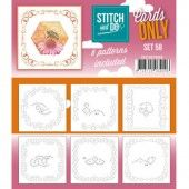 Stitch and Do - Cards only 58