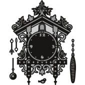 Marianne Design - Craftable - Cuckoo clock (CR1388) (25% KORTING)*