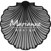 Marianne Design - Craftable - schelp XL (CR1411)