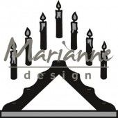 Marianne Design -  Craftable - Candle bridge (CR1427) (25% KORTING)