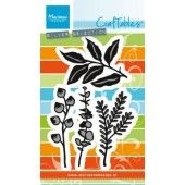 Marianne Design -  Craftable - Herbs & leaves CR1432)