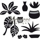 Marianne D Craftable Marleen`s groen CR1464 65x61mm (03-19)