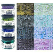 CraftEmotions Wax Paste Colored metallic 1 4x20 ml /2250 /2290 /2350 /2430 (10-20)*