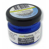 CraftEmotions Wax Paste metallic colored - blauw 20 ml (09-20)*