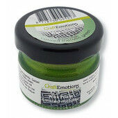 CraftEmotions Wax Paste metallic colored - groen 20 ml (09-20)*