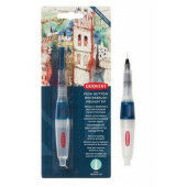 Derwent Push Button Waterbrush Medium DWB2305823