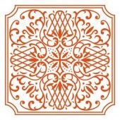 Marianne Design - Embossing folder Anja's square (DF3426) (25% KORTING)*