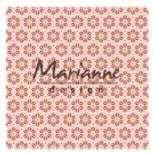 Marianne D Embossing folder - Japanese star (DF3445) (20% KORTING)