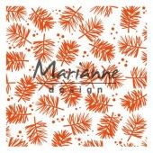 Marianne D Embossing folder - dennentak - Pine 141x141mm (DF3450) (20% KORTING)*