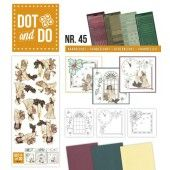 Hobbydots dot & do 045 - Kaarslicht