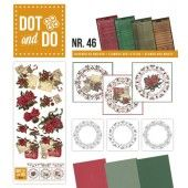 Hobbydots dot & do 046 - Bloemen & Brieven