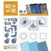 Hobbydots dot & do 047 - Cozy winter