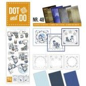 Hobbydots dot & do 048 - Playful winter