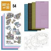 Hobbydots dot & do 054 - Baby